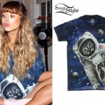 Foxes: Astronaut Cat T-Shirt