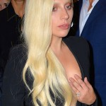 142438, Lady Gaga arrives at Mr Chow Restaurant in NYC. New York, New York - Monday September 14, 2015. Photograph: © PacificCoastNews. Los Angeles Office: +1 310.822.0419 sales@pacificcoastnews.com FEE MUST BE AGREED PRIOR TO USAGE