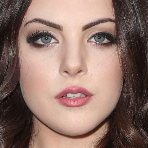 elizabeth gillies makeup photos products steal her style. Black Bedroom Furniture Sets. Home Design Ideas