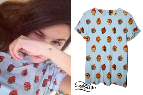 Marzia Bisognin: Bill Murray Print Tee