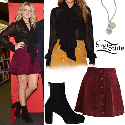Rydel Lynch Clothes Amp Outfits Steal Her Style