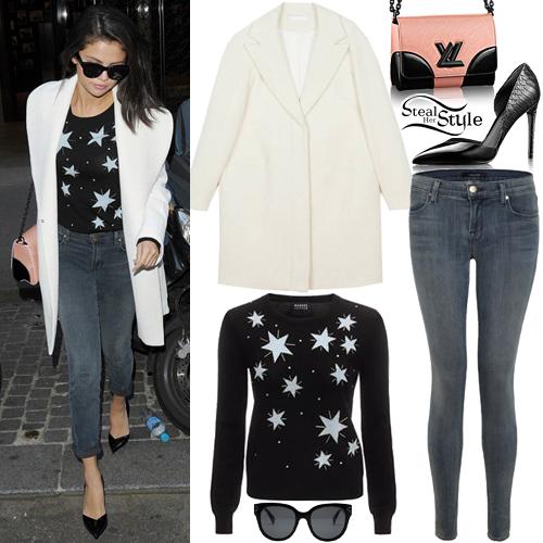 Selena Gomez shopping in Paris, France. September 27th, 2015 - photo: FameFlynet