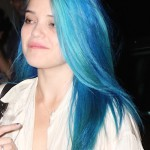 Sky Ferreira seen leaving a private dinner party hosted by Carine Roitfield on the Upper East Side in New York City