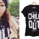 Tay Jardine: 'Chill Out' Tee