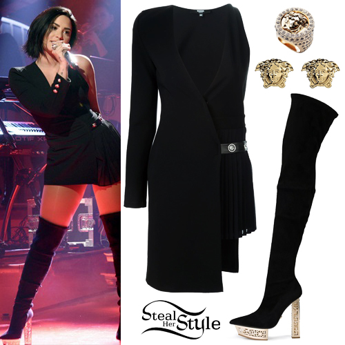 Demi Lovato u0026#39;Saturday Night Liveu0026#39; Outfits | Steal Her Style