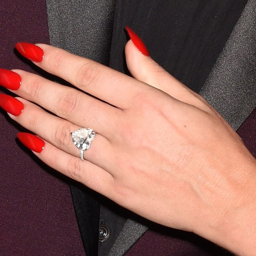 Lady Gaga Red Nails Steal Her Style