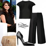 Selena Gomez at The Ellen DeGeneres Show - photo: EllenTV/Warner Bros