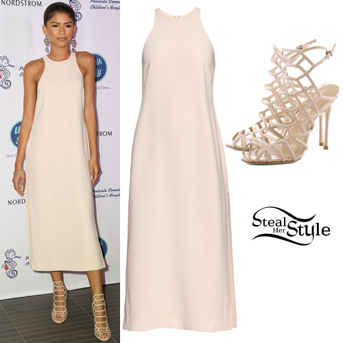 Zendaya at the Nordstrom Opening Gala in Del Amo Shopping Center, California. October 6th, 2015 - photo: FameFlynet