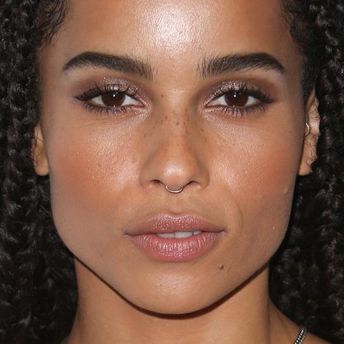 Zoe kravitz makeup