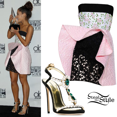 Ariana Grande S Clothes Amp Outfits Steal Her Style