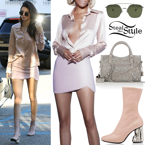 Kendall Jenner shopping in Beverly Hills. November 21st, 2015 - photo: AKM-GSI