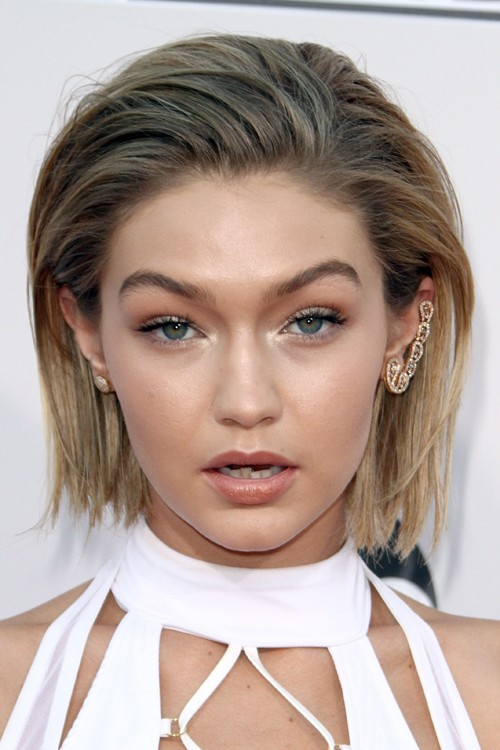 145320, Gigi Hadid attends The 2015 American Music Awards in Los ...