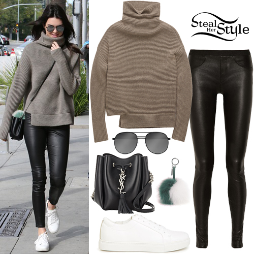 Kendall Jenner out and about in Beverly Hills. December 20th, 2015 - photo: AKM-GSI