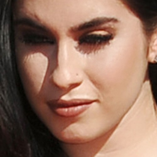 Lauren Jauregui Makeup: Black Eyeshadow, Brown Eyeshadow ...