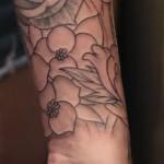 acacia-brinley-clark-half-sleeve-tattoo-3