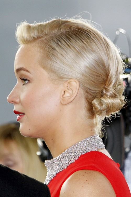 Phenomenal Jennifer Lawrence39S Hairstyles Amp Hair Colors Steal Her Style Short Hairstyles Gunalazisus