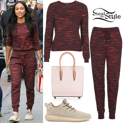 1517f611d Karrueche shopping at The Grove. January 16th
