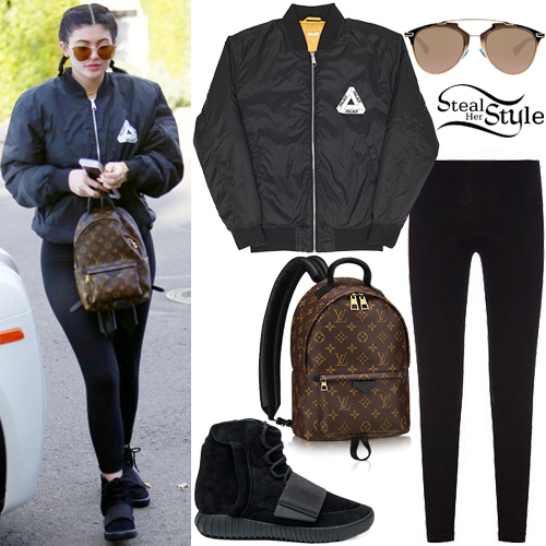 Kylie Jenner out and about in West Hollywood. January 7th, 2016 -photo: CMaidana / AKM-GSI