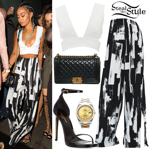 Leigh Anne Pinnock Fashion Steal Her Style