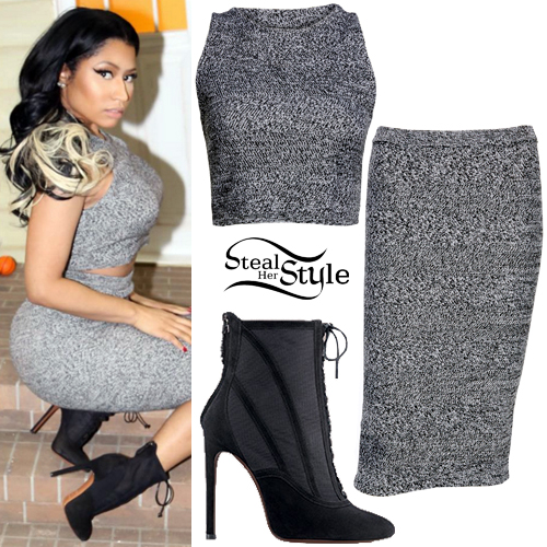 Nicki minaj casual outfits images galleries with a bite Nicki minaj fashion style 2016