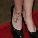 Renee Olstead Tattoos