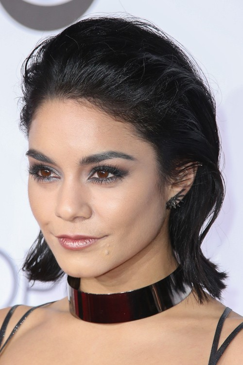 Enjoyable Vanessa Hudgens Hairstyles Hair Colors Steal Her Style Page 3 Hairstyle Inspiration Daily Dogsangcom