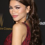 01/10/2016 - Zendaya - 2016 Weinstein Company and Netflix Golden Globes After Party - Arrivals - The Beverly Hilton Hotel - Beverly Hills, CA, USA - Keywords: Vertical, Social Event, Portrait, Photography, Arts Culture and Entertainment, Attending, Celebrities, Celebrity, Person, People, Topix, Bestof, 73rd Golden Globe Awards, 73rd Annual Golden Globe Awards Afterparty, Los Angeles, California Orientation: Portrait Face Count: 1 - False - Photo Credit: PRPhotos.com - Contact (1-866-551-7827) - Portrait Face Count: 1