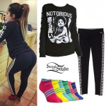 Becky G: Notorious BIG Long-Sleeve