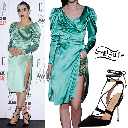 Charli XCX at The Elle Style Awards 2016 at the Tate Britain in London. February 23th, 2016 - photo: PacificCoastNews