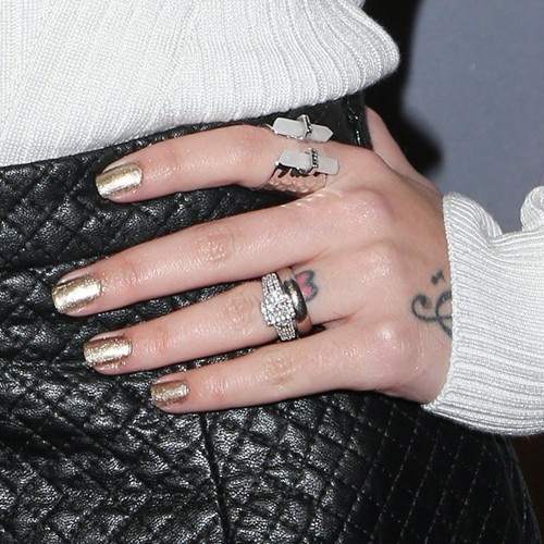 Cher Lloyds Nail Polish Nail Art Steal Her Style