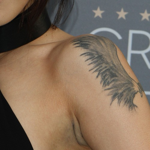 Cleopatra Coleman S 4 Tattoos Meanings Steal Her Style