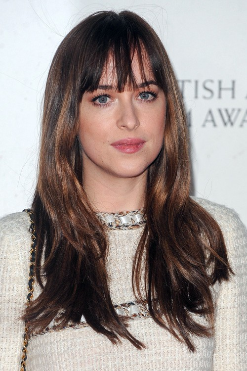 peekaboo hairstyles : ... Angled, Peek-A-Boo Highlights, Thin Bangs Hairstyle Steal Her Style