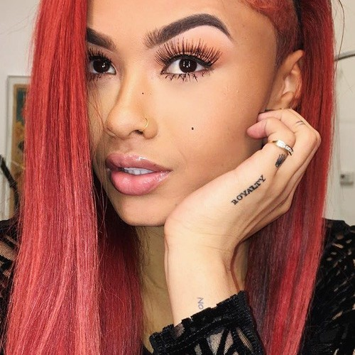 India Westbrooks Writing Side Of Hand Tattoo Steal Her Style