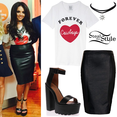 Jesy Nelson Fashion Steal Her Style