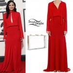 Kehlani: 2016 Grammys Outfit