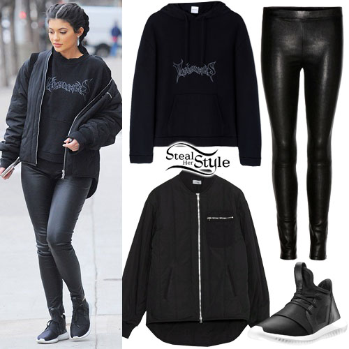 Steal Her Style Kylie Jenner 2016