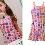 Mackenzie Ziegler: Pink Donut Dress
