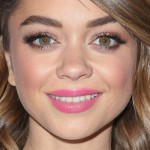 01/22/2016 - Sarah Hyland - Minnie Rocks the Dots Art and Fashion Exhibit Hosted by Sarah Hyland - Arrivals - The Paper Agency - Los Angeles, CA, USA - Keywords: Vertical, Red Carpet Event, Spotted, People, Person, Minnie Mouse, Exhibition, Downtown District, Celebration, Photography, Fashion, Arts Culture and Entertainment, Topix, Bestof, Arts, Icon, Global, National Polka Dot Day, Downtown Los Angeles, California Orientation: Portrait Face Count: 1 - False - Photo Credit: PRPhotos.com - Contact (1-866-551-7827) - Portrait Face Count: 1