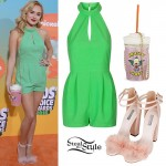 Chachi Gonzales: 2016 Kids Choice Awards Outfit