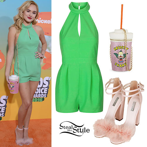 Chachi Gonzales: 2016 Kids Choice Awards Outfit | Steal ... Chachi Gonzales Fashion Style