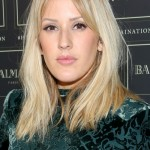 143950, Ellie Goulding seen during the BALMAIN X H&M Collection Launch at 23 Wall Street in New York City. New York, New York - Tuesday October 20, 2015. Photograph: © AO Images, PacificCoastNews. Los Angeles Office: +1 310.822.0419 sales@pacificcoastnews.com FEE MUST BE AGREED PRIOR TO USAGE