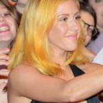 144143, Ellie Goulding attends the MTV EMA's 2015 at the Mediolanum Forum in Milan. Milan, Italy - Sunday October 25, 2015. Photograph: © Rene Rossignaud, PacificCoastNews. Los Angeles Office: +1 310.822.0419 sales@pacificcoastnews.com FEE MUST BE AGREED PRIOR TO USAGE