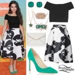 Isabela Moner: 2016 Kids Choice Awards Outfit
