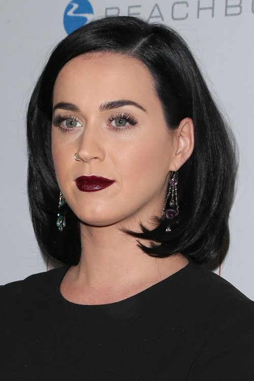 katy perrys hairstyles amp hair colors steal her style