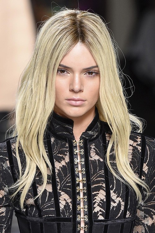 kim kardashian straight hairstyles : Pics Photos - Kendall Jenner Hairstyle Pictures