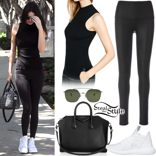 Kendall Jenner out and about in Los Angeles. March 15th, 2016 - photo: PacificCoastNews