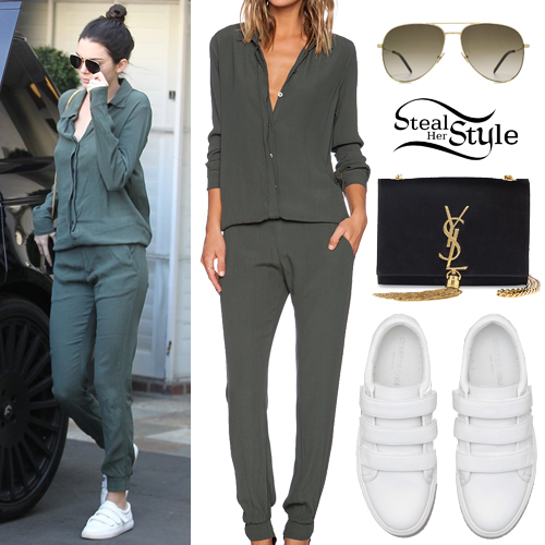 Kendall Jenner Clothes Outfits Steal Her Style