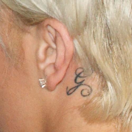 Kerry Katona S 6 Tattoos Meanings