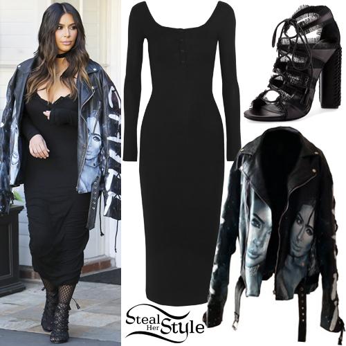 Kim Kardashian leaving Epione Beverly Hills. March 17th, 2016 - photo: AKM-GSI