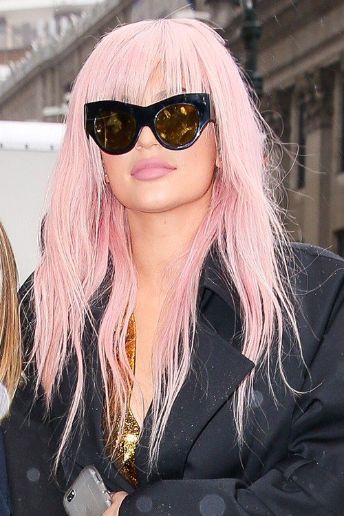 Kylie Jenner's Hairstyles & Hair Colors